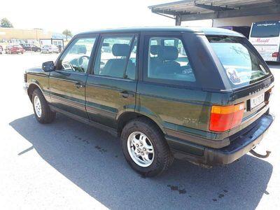 used Land Rover Range Rover SUV / Geländewagen,