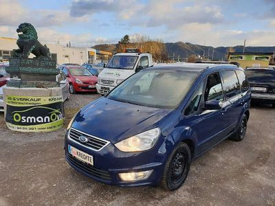 gebraucht Ford Galaxy Business Plus 2,0 TDCi