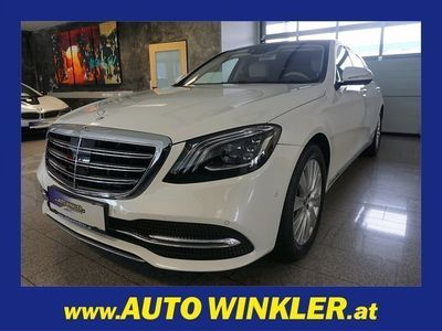 used Mercedes S350 d lang Aut. Nightvision/Panor./Designo