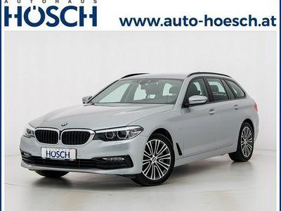 used BMW 530 i Touring Sport Line Aut. LP: 68.549,-€