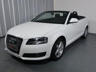 gebraucht Audi A3 Cabriolet 1.9 TDI Attraction