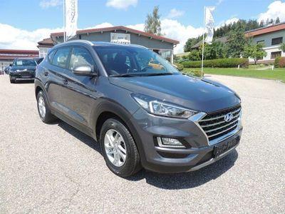gebraucht Hyundai Tucson 1,6 T-GDI 4WD Level 4 DCT Aut. SUV / Geländewagen