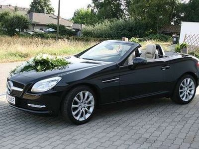 gebraucht Mercedes SLK200 BlueEfficiency Edition 1 Aut.