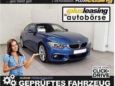 gebraucht BMW 435 d xDrive Cabrio M Sport Aut. Sport
