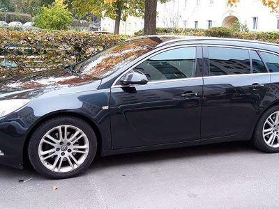 gebraucht Opel Insignia Sports Tourer 2.0 Kombi / Family Van