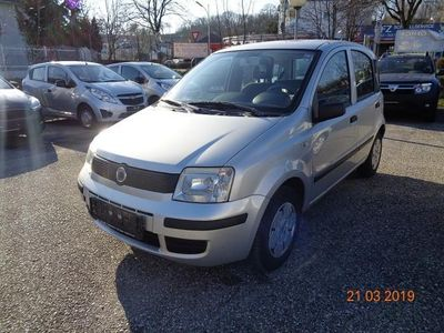 brugt Fiat Panda 1,1 City * Klima * Servo *