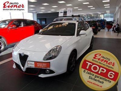 gebraucht Alfa Romeo Giulietta E6D 1,4 TB MTX FWD