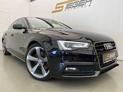 gebraucht Audi A5 Sportback 3,0 TDI S-Line quattro S-tronic
