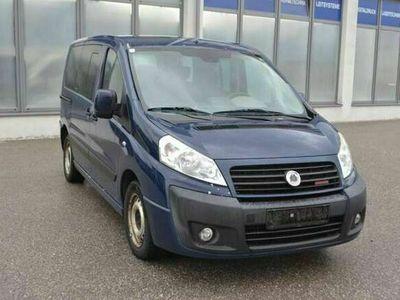 gebraucht Fiat Scudo Kombi Standard L2H1 2,0 16V DPF
