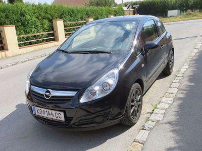 used Opel Corsa 1,4 Edition Klein-/ Kompaktwagen,