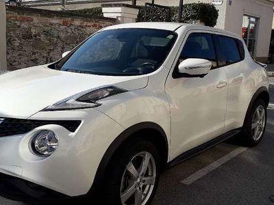 gebraucht Nissan Juke 1,2 DIG-T Acenta SUV / Geländewagen