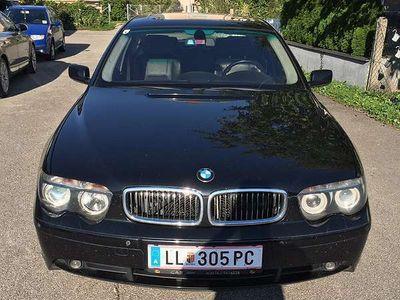 gebraucht BMW 735 7er-Reihe i Aut. Limousine