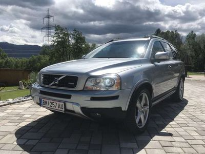 gebraucht Volvo XC90 2,4 Diesel SUV / Geländewagen