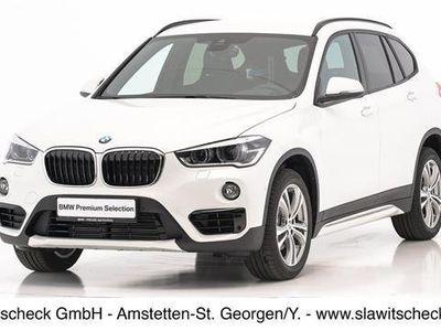 gebraucht BMW X1 sDrive18i Sport Utility Vehicle