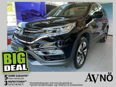 gebraucht Honda CR-V 1.6i-DTEC Executive 4WD Aut. Alcantara