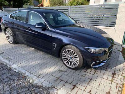 gebraucht BMW 420 Gran Coupé 4er-Reihe Diesel Allrad (F36) xDrive