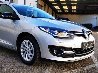 gebraucht Renault Mégane GrandTour Limited dCi 110 EDC