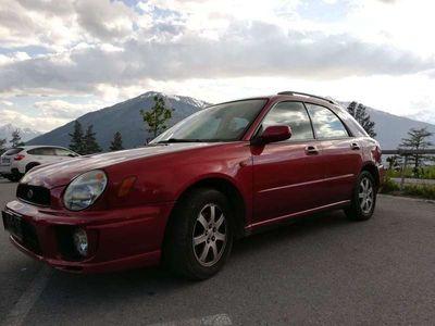 gebraucht Subaru Impreza Sports Wagon 2,0 GX 4WD