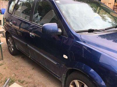gebraucht Kia Carens CRDi EX Luxury Kombi / Family Van