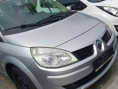 gebraucht Renault Scénic II Exception 1,6 16V * Pickerl bis 02/2022 * Sofort - Finanzierung auch ohne Anzahlung sowie...