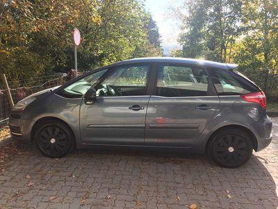 brugt Citroën C4 Picasso 2,0 emotion HDi FAP EGS6 Kombi / Family Van,