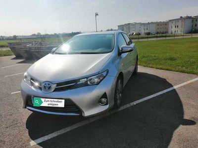 gebraucht Toyota Auris 1,8 VVT-i Hybrid Lounge