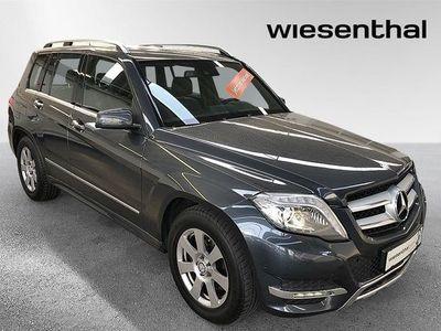 gebraucht Mercedes GLK220 CDI 4MATIC BlueEfficiency A-Edition Plus