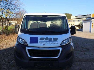 gebraucht Peugeot Boxer Bus 3000 L1H1 2,0 BlueHDi