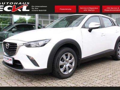 gebraucht Mazda CX-3 G120 Emotion SUV / Geländewagen