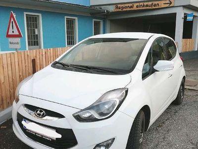 gebraucht Hyundai ix20 1,4 CVVT Comfort Klein-/ Kompaktwagen