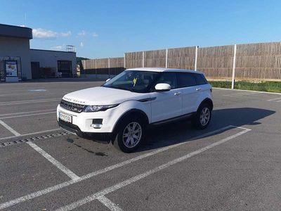 gebraucht Land Rover Range Rover evoque 2.2 TD4 SUV / Geländewagen