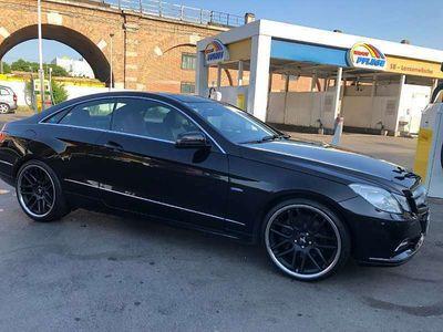 gebraucht Mercedes E350 Coupe V6 Benzin Sportwagen / Coupé