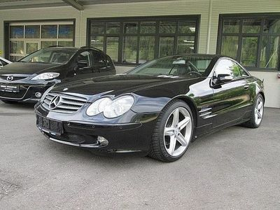 gebraucht Mercedes SL350 Roadster Aut.