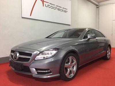 gebraucht Mercedes CLS350 CDI BlueEfficiency Aut. AMG Distr. Nachts.