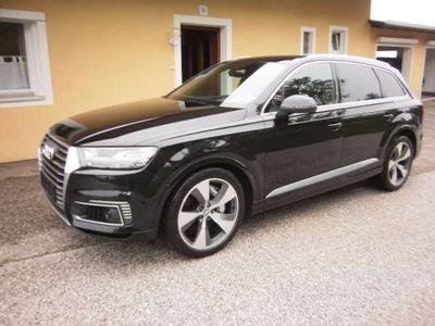 gebraucht Audi Q7 S-Line PHEV e-tron 3,0 TDI quattro Tiptronic