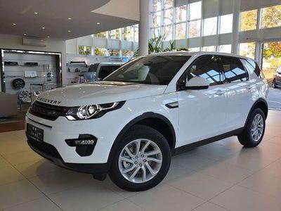 gebraucht Land Rover Discovery Sport 2,0 TD4 150 4WD SE Aut. (LAGERABVERKAUF) SUV / Geländewagen