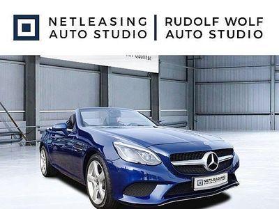 gebraucht Mercedes 180 SLCCabrio LEDILS+Airscarf+DAB+Totw+Navi+PTS