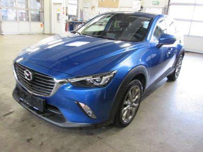 gebraucht Mazda CX-3 CD105 Attraction SUV / Geländewagen