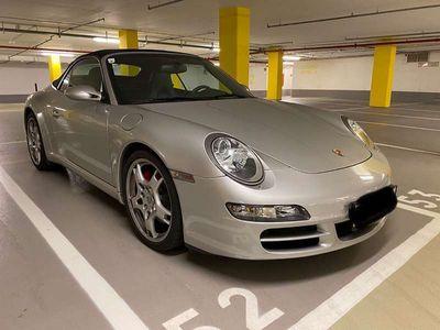 gebraucht Porsche 911 Carrera S Cabriolet Cabrio Tiptronic / Roadster
