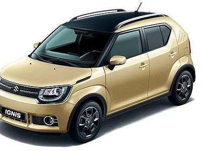 gebraucht Suzuki Ignis 1,2 Hybrid Flash Limousine