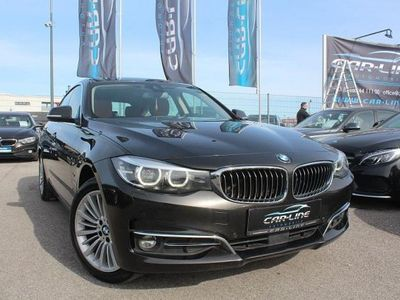 gebraucht BMW 320 Gran Turismo 3er-Reihe d xDrive GT Luxury Line Aut.|He... Limousine