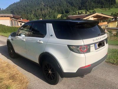 used Land Rover Discovery Sport 2,0 SD4 4WD SE Aut.