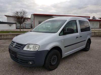 gebraucht VW Caddy Life CNG EcoFuel Kombi / Family Van