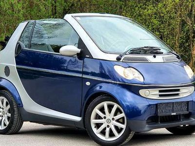 """gebraucht Smart ForTwo Cabrio passion Softouch""""NEUES PICKERL""""TOP ZUSTAND"""""""