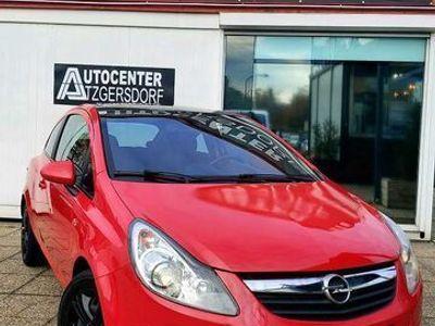 gebraucht Opel Corsa 1,4 Sport/FINANZIERUNG MÖGLICH/NEUES STEUERKETTE/GROSSE SERVICE Klein-/ Kompaktwagen