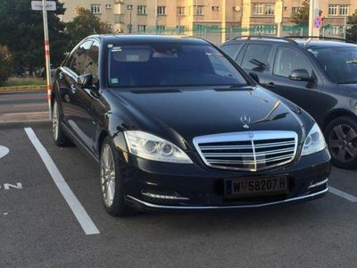 gebraucht Mercedes S350 CDI Blue Efficiency 4MATIC Aut.