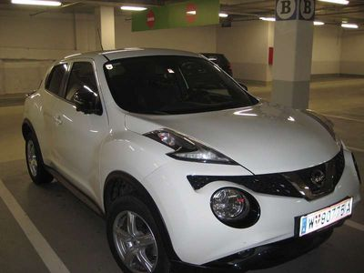 used Nissan Juke SUV / Geländewagen,