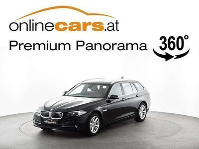 used BMW 530 d xDrive Touring SKY HEAD-UP NAVI LEDER VOLL