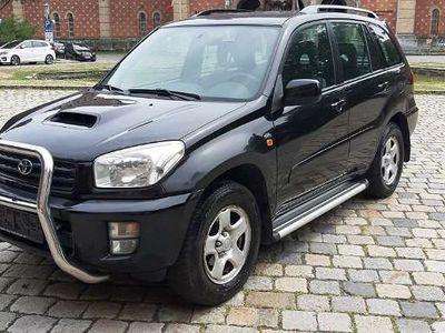gebraucht Toyota RAV4 //2.0 D-4D GARAGEN FAHRZEUGN SEHR GEPFLEGT// SUV / Geländewagen,