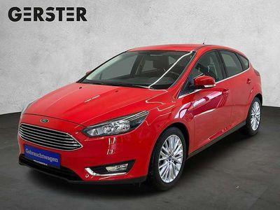 gebraucht Ford Focus 1,0 EcoBoost Titanium